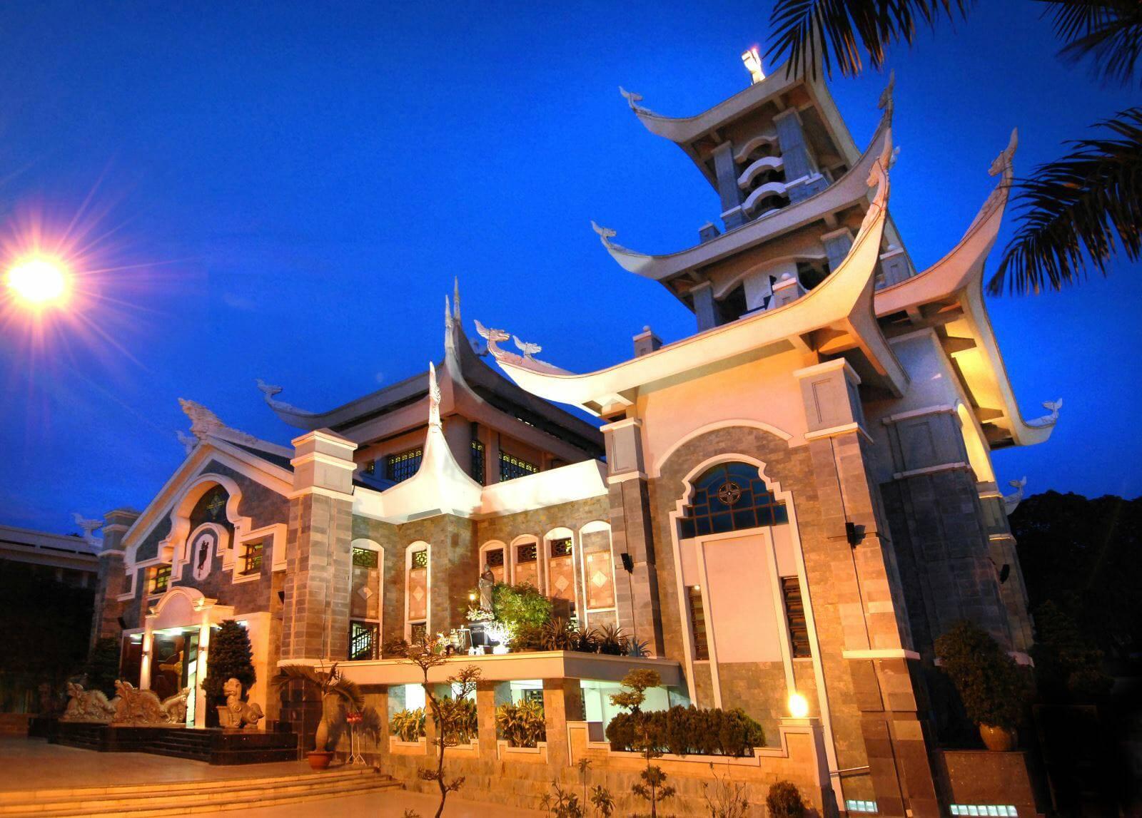 Nhà thờ Ba Chuông một mảng ký ức Sài Gòn