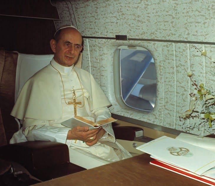 Một phép lạ được công nhận do lời cầu bàu với chân phước Phaolô VI
