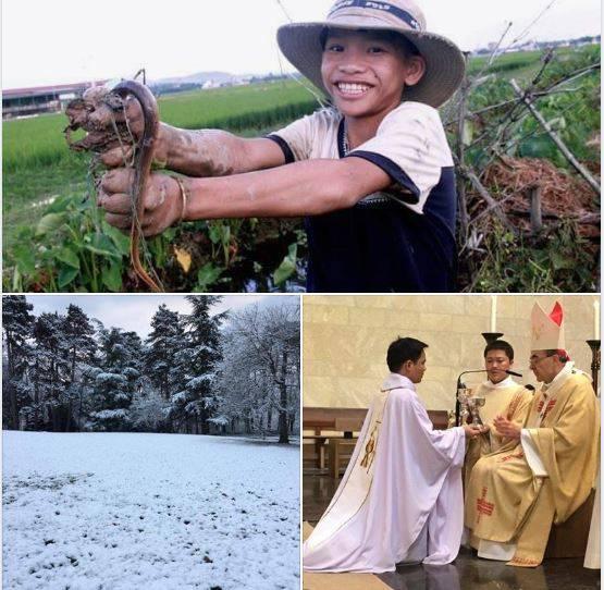 Dũng sĩ diệt lươn khét tiếng 20 năm về trước tại mãnh đất Yên Thành, Nghệ An, nay đã trở thành linh mục tại Pháp Quốc?