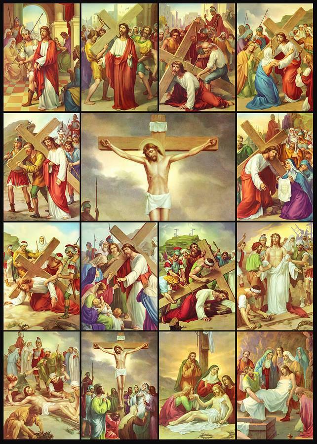 14 Ơn Sủng Chúa Hứa Ban Cho Những Ai Siêng Năng Ngắm Đàng Thánh Giá