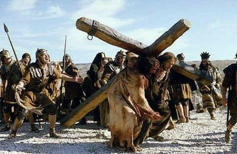 BƯỚC THEO CHÚA GIÊ SU – MƯỜI BỐN CHẶNG THƯƠNG KHÓ. (5)