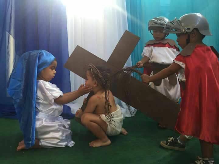 GIEO MẦM ĐỨC TIN CHO TRẺ THƠ