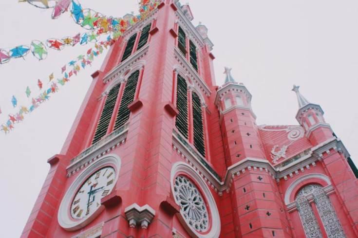 Những nhà thờ góp phần làm nên Sài Gòn đặc sắc