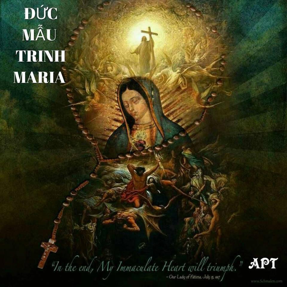 CUỘC ĐỜI ĐỨC MẪU TRINH MARIA (Phần thứ nhất)