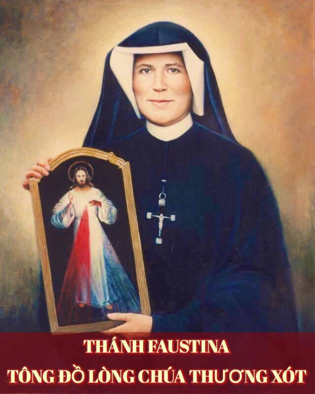Thánh nữ Faustina