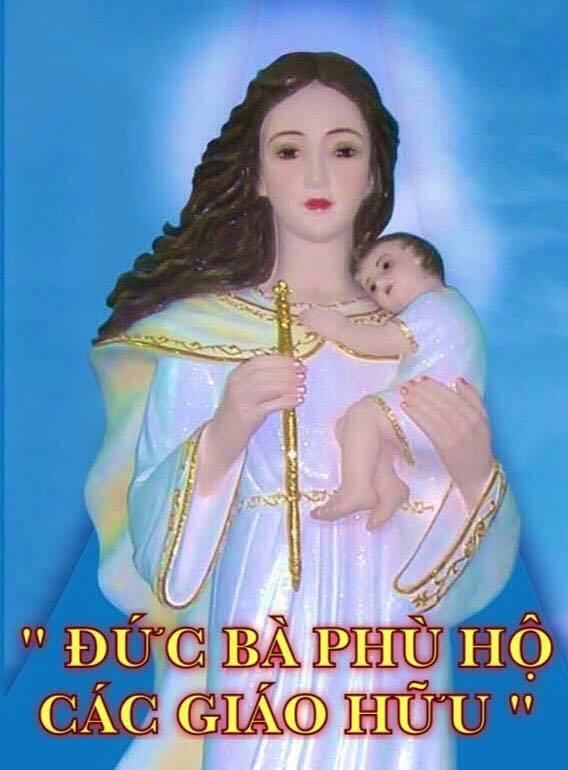 Giai Thọai Kinh Mân Côi : Đức Mẹ Trà Kiệu