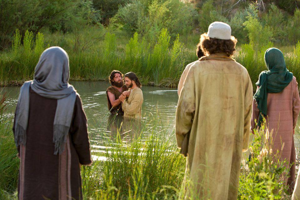 Chúa Giêsu làm gì khi bắt đầu rao giảng Nước Trời?