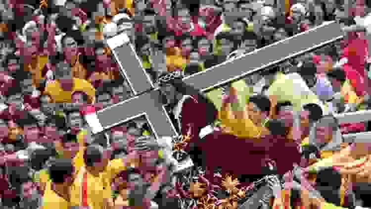 5 triệu tín hữu Philippines tham gia cuộc rước kiệu truyền thống