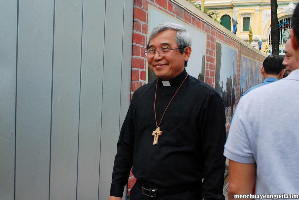 Tiểu sử Đức Cha Louis Nguyễn Anh Tuấn