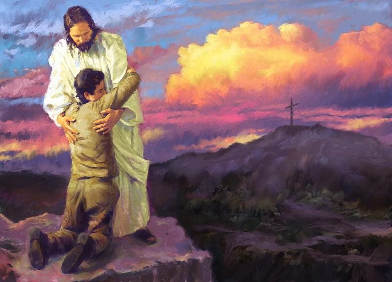 7 đoạn Thánh Kinh ngọt ngào nói về Tình Yêu Thiên Chúa