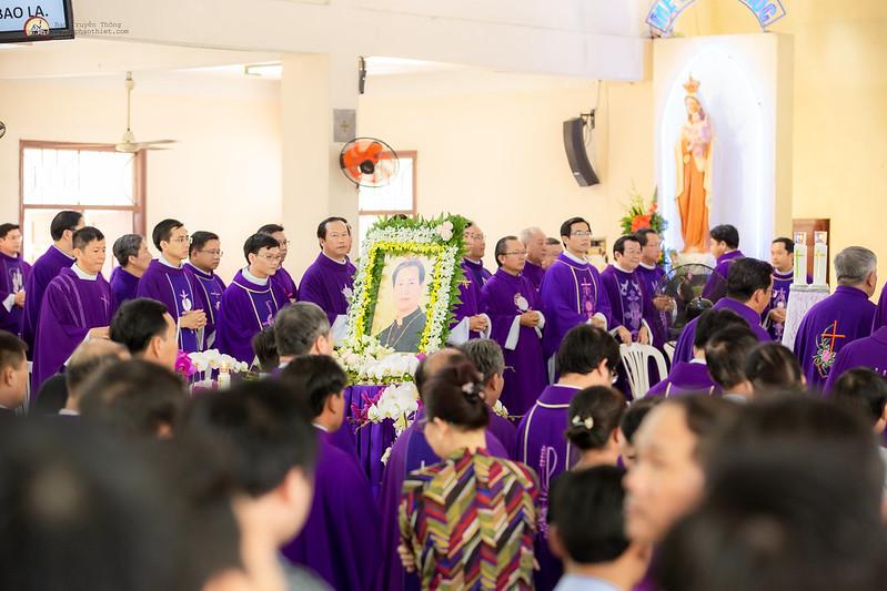 Lễ Giỗ 3 Năm Đức Cha Giuse Vũ Duy Thống