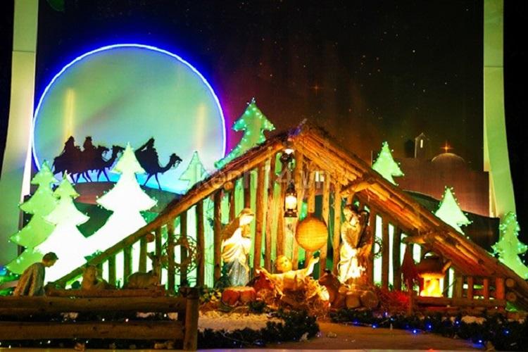 100+ Hình ảnh hang đá Giáng Sinh