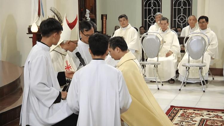 Thuyên chuyển linh mục Bắc Ninh 2020