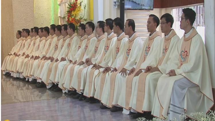 Thuyên chuyển linh mục Xuân Lộc 2020