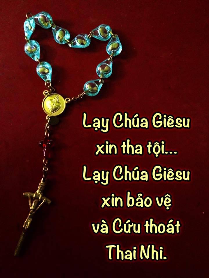 Chuỗi Kinh Cầu Cho Thai Nhi