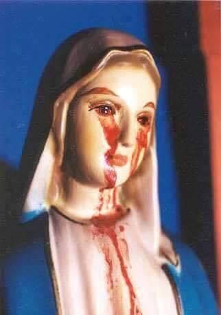 Huyết Lệ Tinh Yêu Đức Mẹ