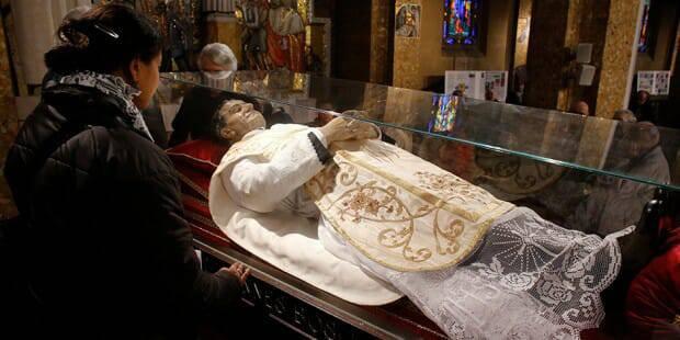Tin Mừng: Thánh tích của Thánh Gioan Bosco đã tìm lại được