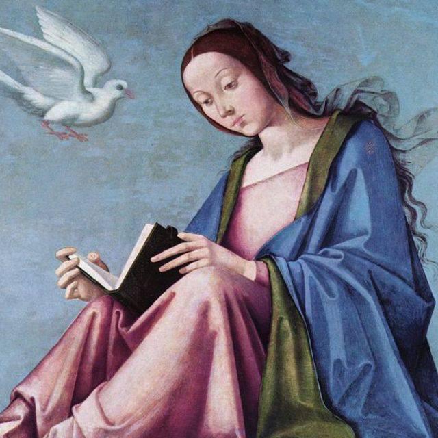 Bắt Chước Bảy Thái Độ Của Mẹ Maria, Bây Giờ Và Mãi Mãi