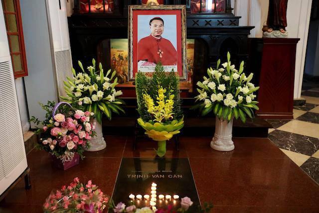 18 tháng 5 : ngày giỗ lần thứ 28 Đức Cố Hồng Y Giuse Maria Trịnh Văn Căn