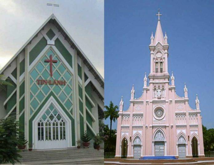 10 Sự Khác Biệt Giữa Đạo Công Giáo Và Đạo Tin Lành