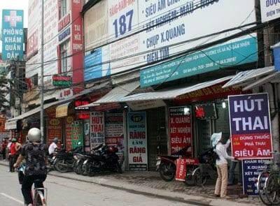 Cảnh Báo: Việt Nam nằm trong top 5 nước nạo phá thai nhiều nhất thế giới