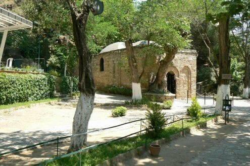 Căn nhà của Mẹ Maria được ba giáo hoàng thăm viếng