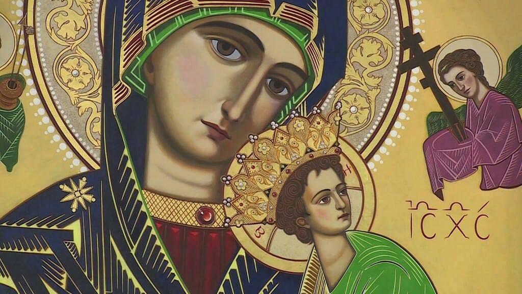 Vén Màn Lịch Sử Bức Linh Ảnh Đức Mẹ Hằng Cứu Giúp
