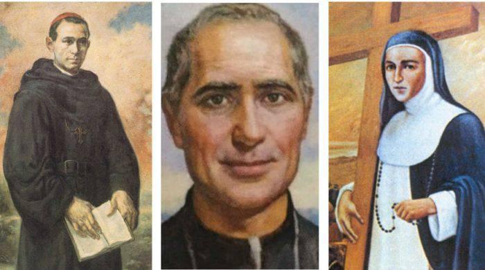 3 vị thánh đã can thiệp để chữa bệnh cho những người bị ung thư