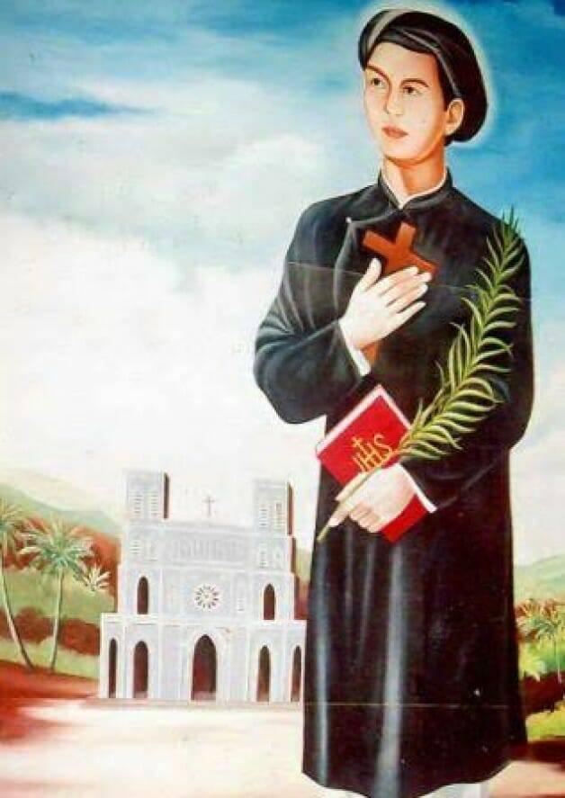 Kết quả hình ảnh cho Anrê Phú Yên (1625 - 1644)