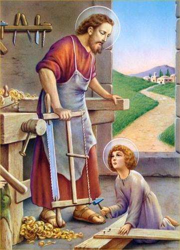 Chỗ Đứng Của Thánh Giuse