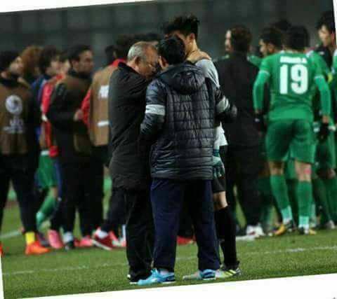 Ông Park Hang-seo luôn cầu nguyện với Chúa về U23 Việt Nam