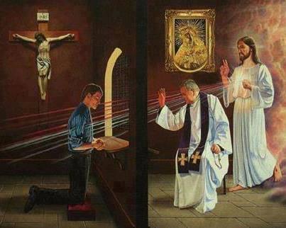 4 linh mục thà chết chứ không tiết lộ 'bí mật tòa giải tội'