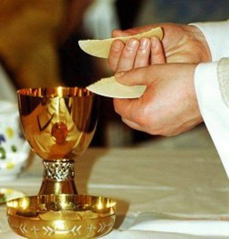 Ba điều kiện để được rước lễ