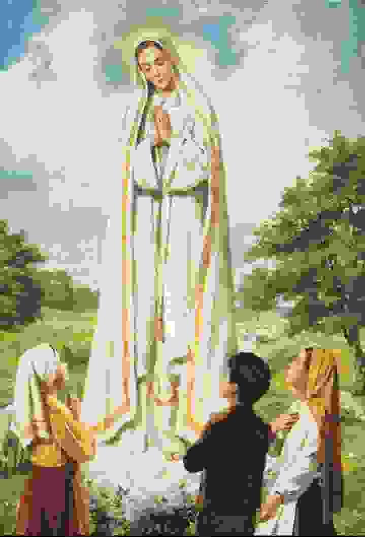 Đức Mẹ Maria muốn chúng ta sám hối