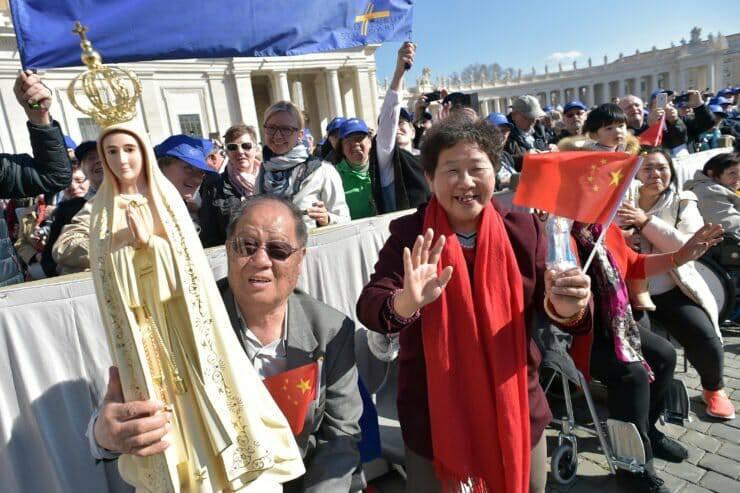 """Đức Phanxicô mong sẽ đi thăm Trung quốc """"sắp tới"""" đây để làm rõ với Chính quyền"""