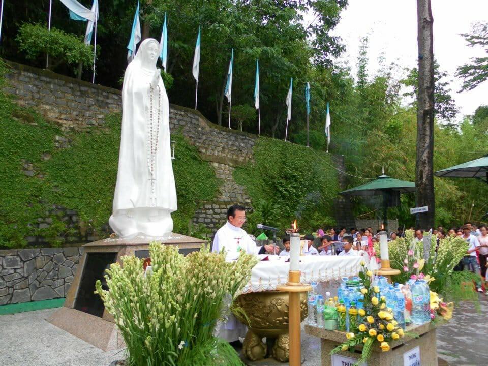 Đức Mẹ Tàpao, tỉnh Bình thuận