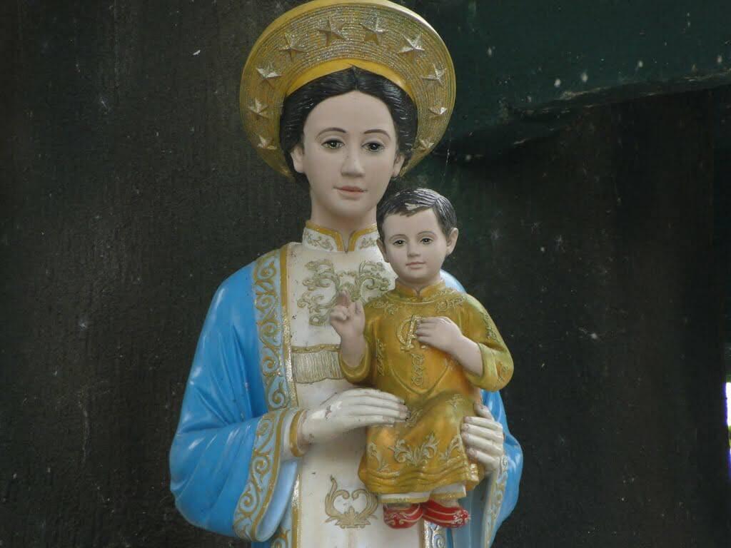 Thời Điểm Đức Mẹ Hiện Ra Tại La Vang