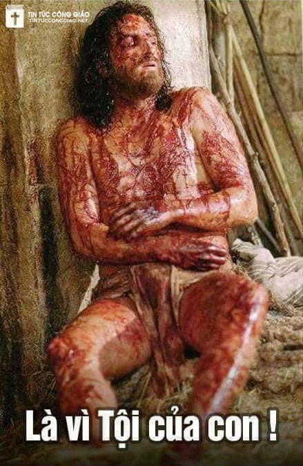 Chứng từ đức tin phi thường của diễn viên đóng vai Chúa Giêsu trong phim Sự Thương Khó của Chúa Kitô