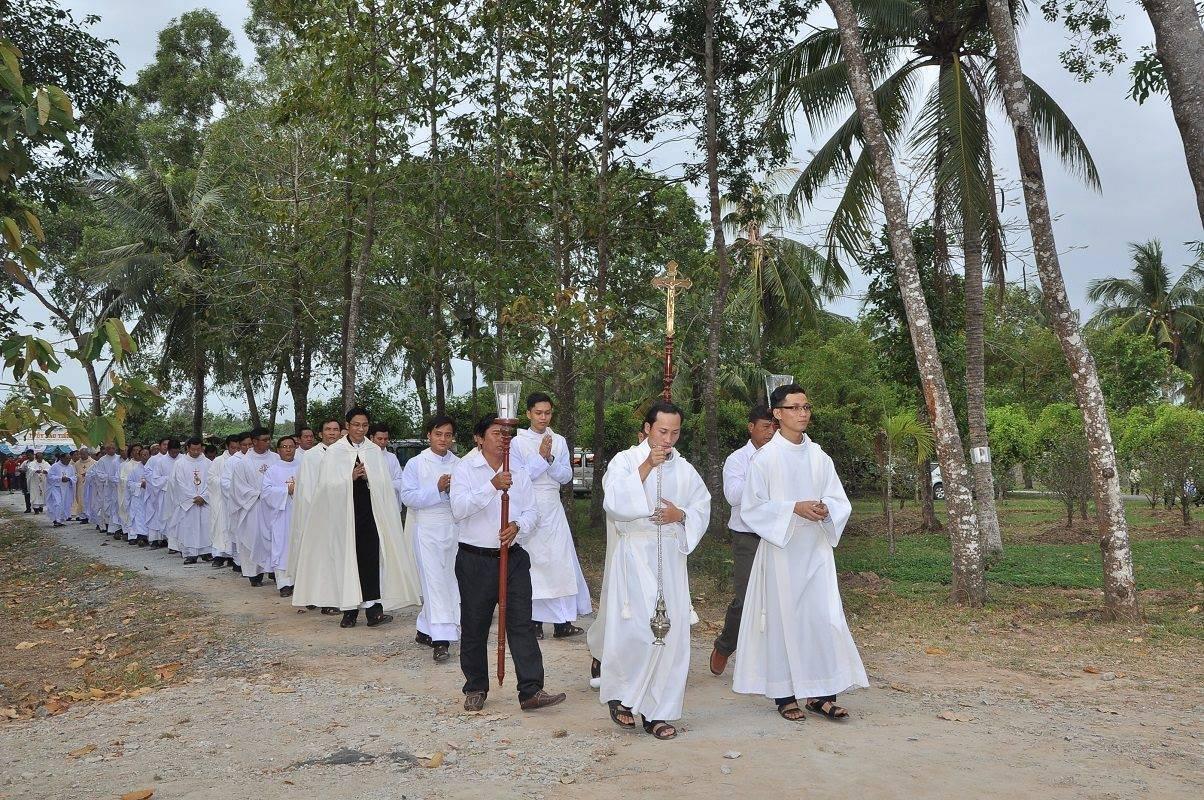 Đan Viện Phước Vĩnh: Hồng Ân Chúa Như Mưa Như Mưa
