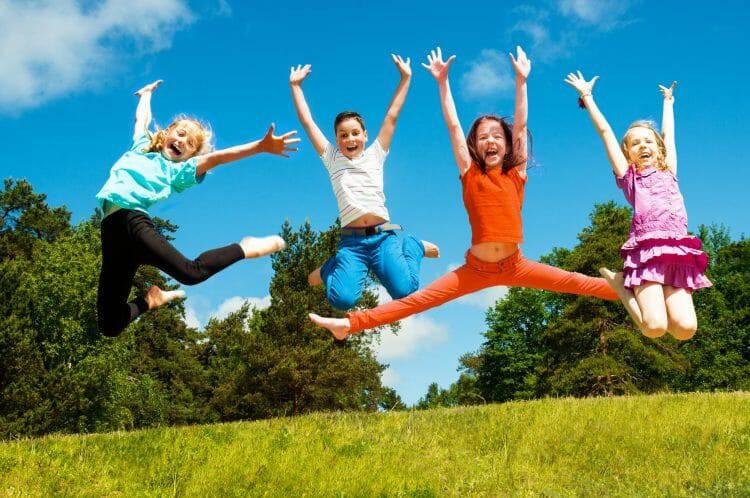 Ba lời khuyên để giúp trẻ em được hạnh phúc nhất có thể