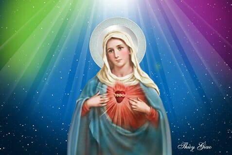 Đức Mẹ Hiện Ra Tại Lộ Đức (Lourdes) Năm 1858