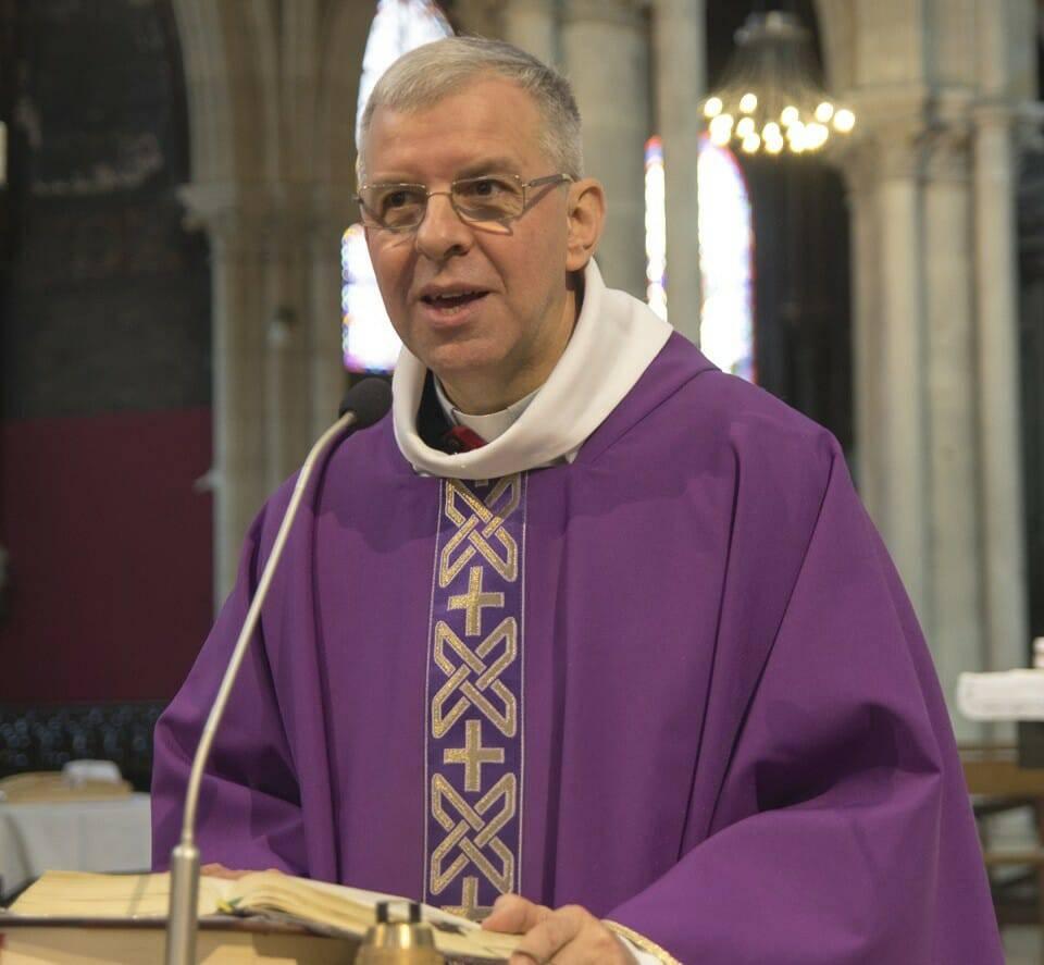 Hành trình từ một đầu bếp trở thành Linh mục của cha Stéphane Esclef