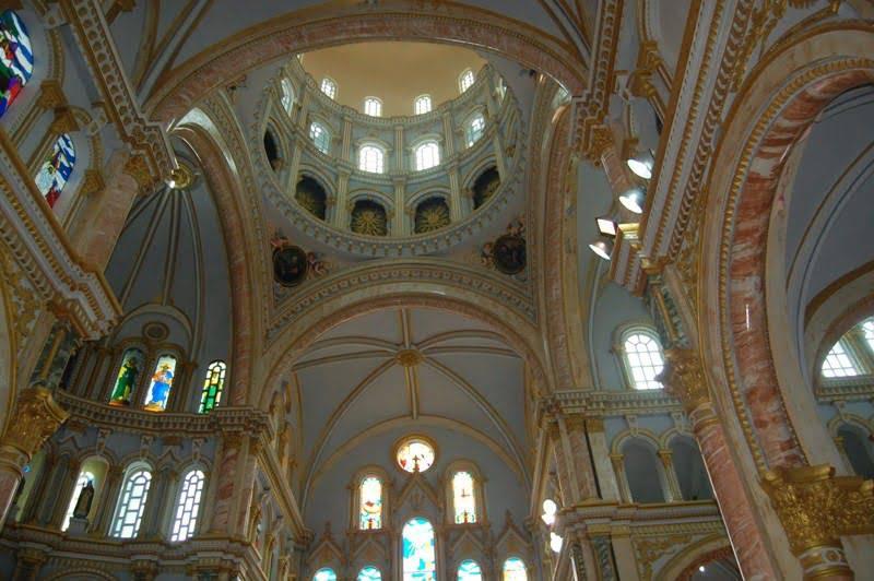 Vẻ đẹp độc đáo của Đền Lòng Thương Xót Chúa – Giáo Phận Thái Bình
