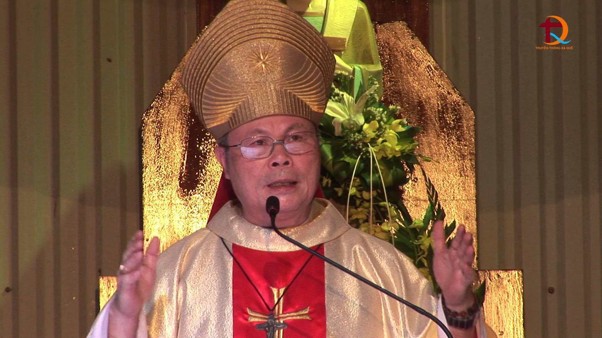 36 vị Tổng Giám Mục sẽ được trao dây Pallium, Việt Nam có Đức Cha Nguyễn Chí Linh