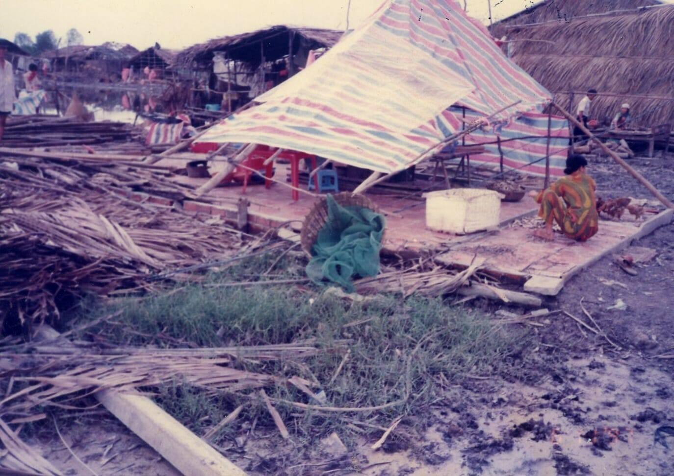 Hai thập niên sau thảm họa bão Linda