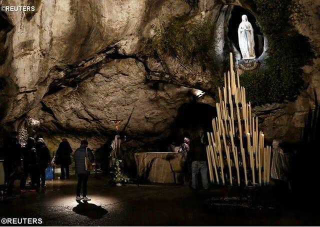 Rita Coruzzi, bị tàn tật, tìm lại được đức tin sau khi hành hương Lộ đức