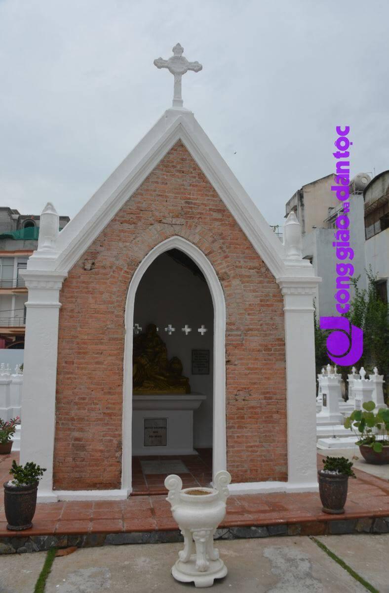 Nghĩa trang các Linh mục