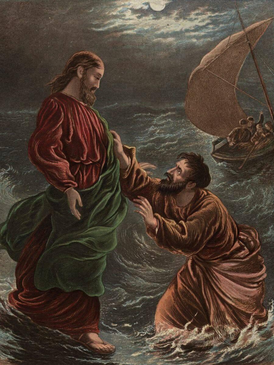 Chúa đồng hành với tôi trong những thương đau