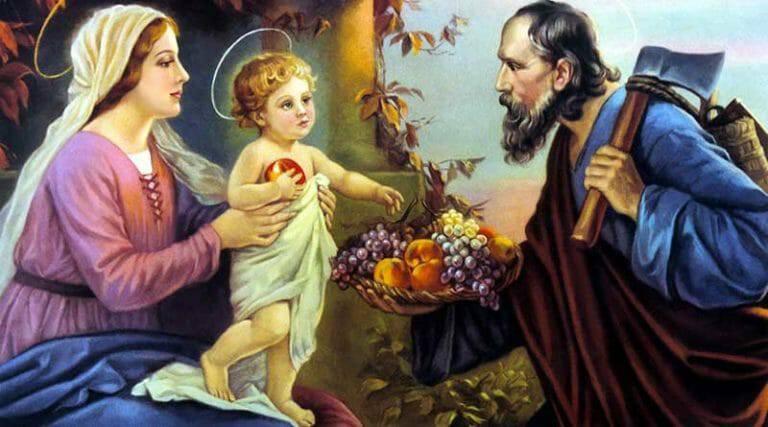 THƯ CỦA MẸ MARIA GỬI CHO THÁNH GIUSE (19-03)