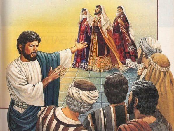 Sống thật với bản thân – Tha Nhân – Thiên Chúa